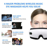 Bluetooth Eye Massage and Therapy with Speaker