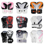 Professional Boxing Gloves - Health Myself