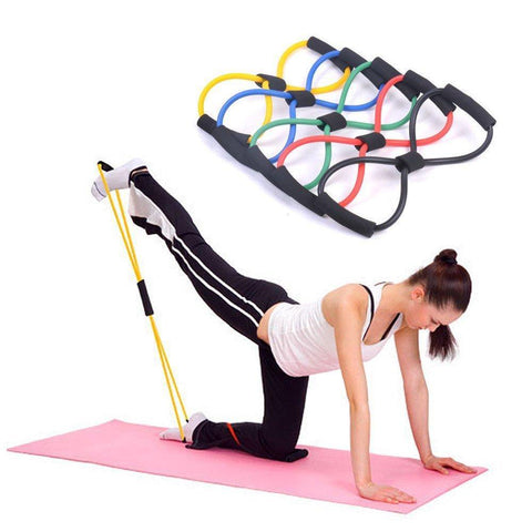 Double loop Resistance Bands