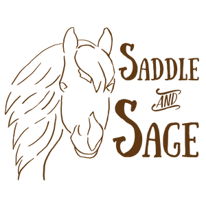 Saddle and Sage Logo