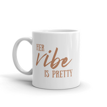 Load image into Gallery viewer, Her Vibe Is Pretty - Horse Coffee Mug