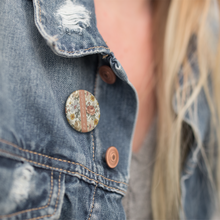 Load image into Gallery viewer, Her Vibe Is Pretty (3 Pack) Pin-Back Buttons