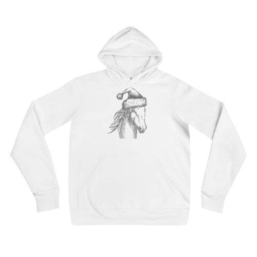 Holiday Horse (Limited Edition) - Signature Hooded Sweatshirt