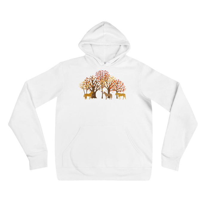 Fall Horses (Limited Edition) - Hooded Sweatshirt