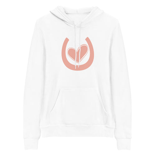 My Horse Has My Heart (Pink) - Hooded Sweatshirt