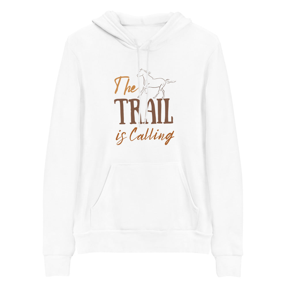 The Trail is Calling - Signature Hooded Sweatshirt