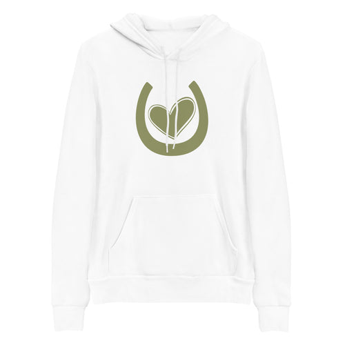 My Horse Has My Heart (Green) - Hooded Sweatshirt