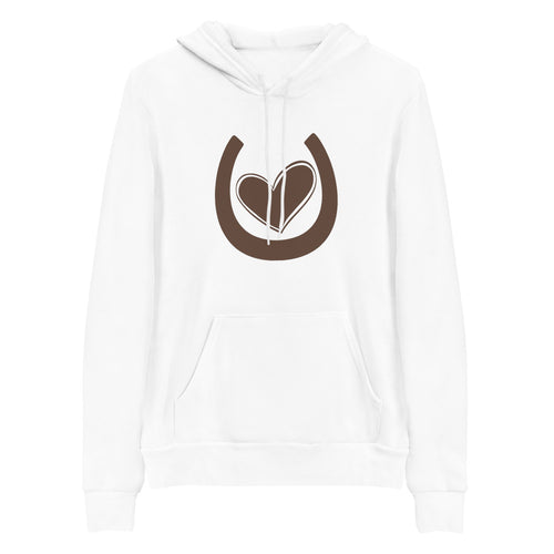 My Horse Has My Heart (Brown) - Hooded Sweatshirt