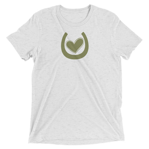 My Horse Has My Heart (Green) - Classic Tee