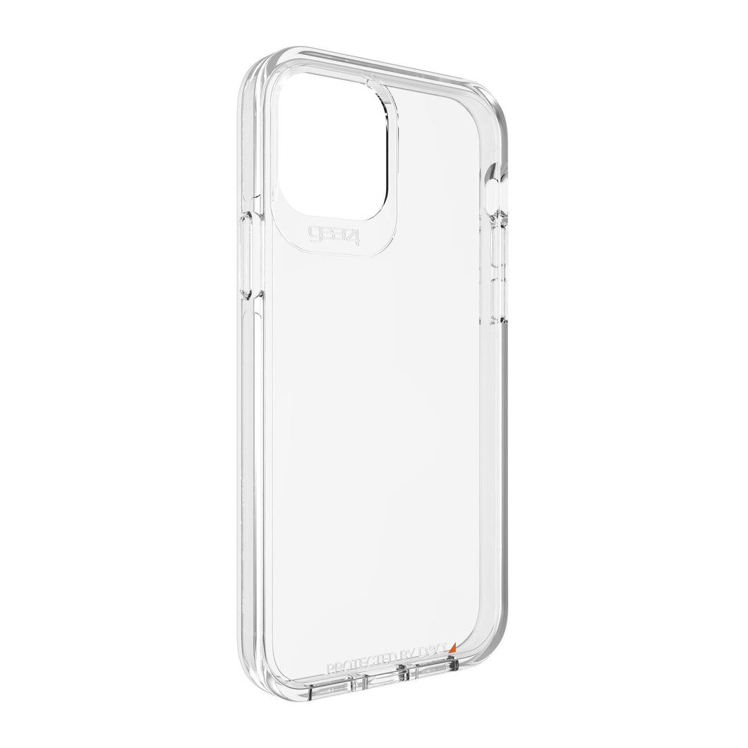 Gear4 Crystal Palace Apple iPhone 12 / 12 Pro Transparent - Gear4 - Étuis