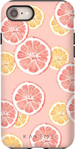 Kaseme Tough Kase Apple iPhone 7 / 8 / SE (2020) Limonade Rose - Kaseme - Étuis