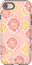 Load image into Gallery viewer, Kaseme Tough Kase Apple iPhone X / Xs / 11 Pro Limonade Rose - Kaseme - Étuis