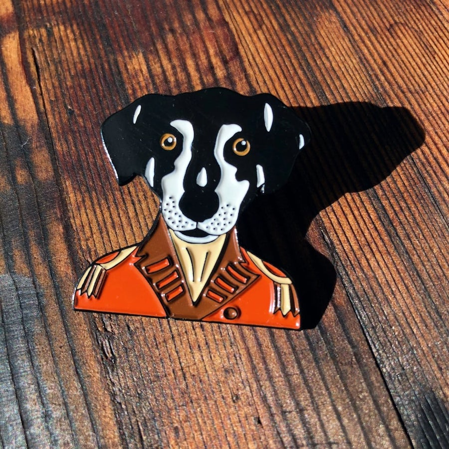 Sir Francis Luther Pin-Limited Edition