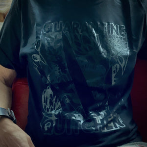 Limited Edition Stealth Mode Quarantine Quitchen Logo T-Shirt