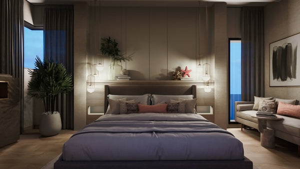 Modern ideas to decor your bedroom