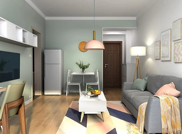 Living in a small studio apartment? Top ideas to enhance its beauty