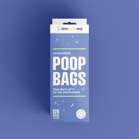 Compostable Dog Poop Bags