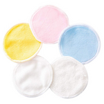 fabric makeup remover pads