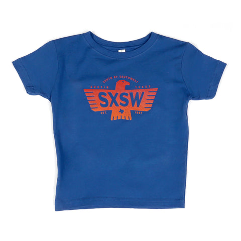 THUNDERBIRD TODDLER TEE