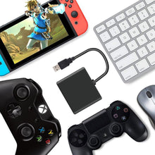 Laden das Bild in den Galerie-Viewer, USB-Adapter für Tastatur/Maus auf PlayStation 4, Xbox One, Switch