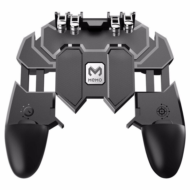 PUBG Mobile - AK66 Game Controller mit Metall-Trigger für iOS, Android