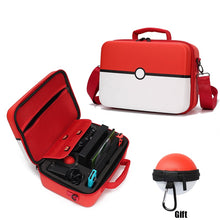 Laden das Bild in den Galerie-Viewer, Pokeball Nintendo Switch Case Zubehör