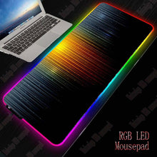 Laden das Bild in den Galerie-Viewer, RGB Gaming Mousepad (groß)