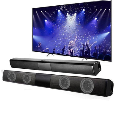 Bluetooth Soundbar, FM Radio und USB Subwoofer
