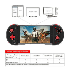 Wireless Controller für Smartphone, Tablet und TV-Box