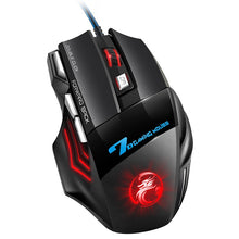 Laden das Bild in den Galerie-Viewer, Gaming Mouse, kabelgebunden (5.500 DPI)