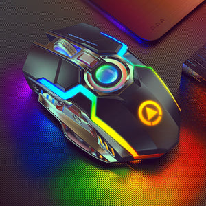 Wireless Gaming Mouse mit 1.600 DPI
