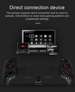 "Smartphone Gamepad (bis 8,4""), Bluetooth"