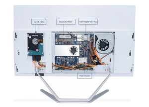 "All-in-One-PC, Full-HD, 23.8""-Monitor, diverse CPUs"