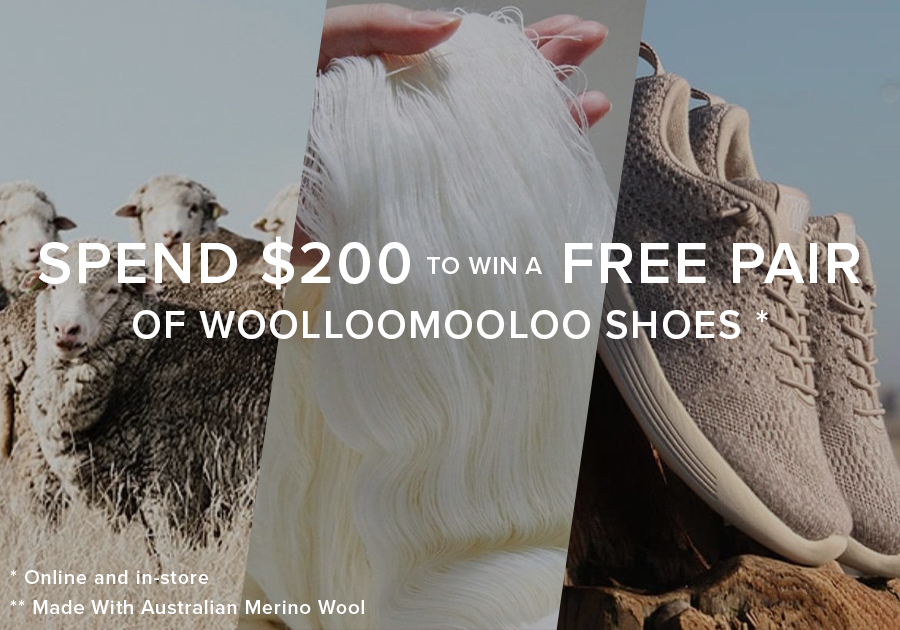 Introducing Woolloomooloo Shoes