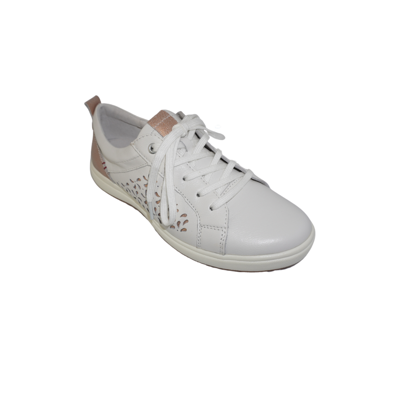 Josef Seibel 66706 White Sneakers