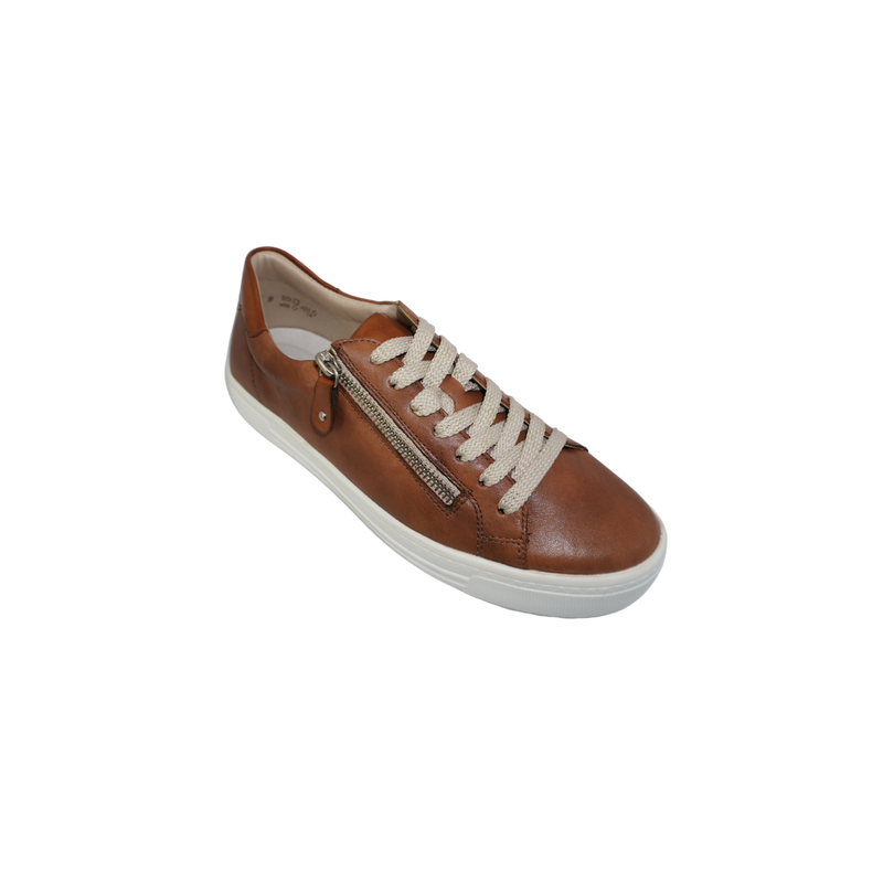Remonte D0903 Muskat Leather Sneakers