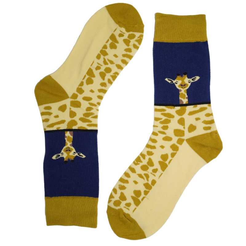 Easy Living Zebra C/Sox