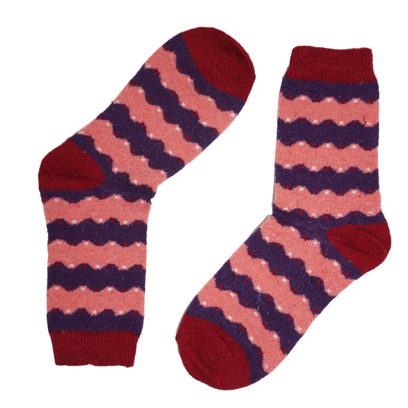 Easy Living L/Wool Sox