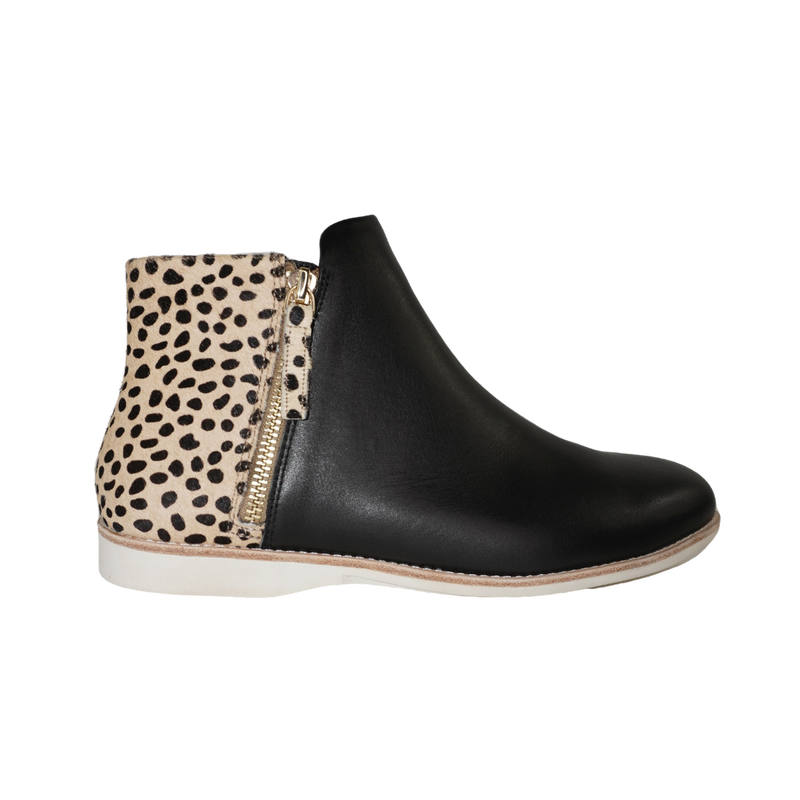 Rollie SideZip Boot2