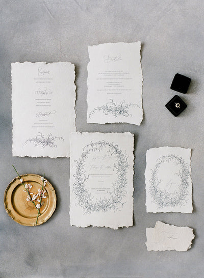 HOW TO PRINT ON HANDMADE PAPER