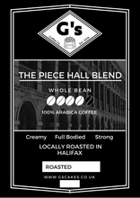 Load image into Gallery viewer, G's Coffee Co. - The Piece Hall Blend