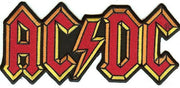 ACDC Logo Embroidered Patch