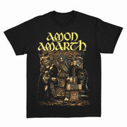 Amon Amarth Official T-shirt
