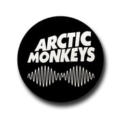 ARCTIC MONKEYS AM BADGE PIN INDIA