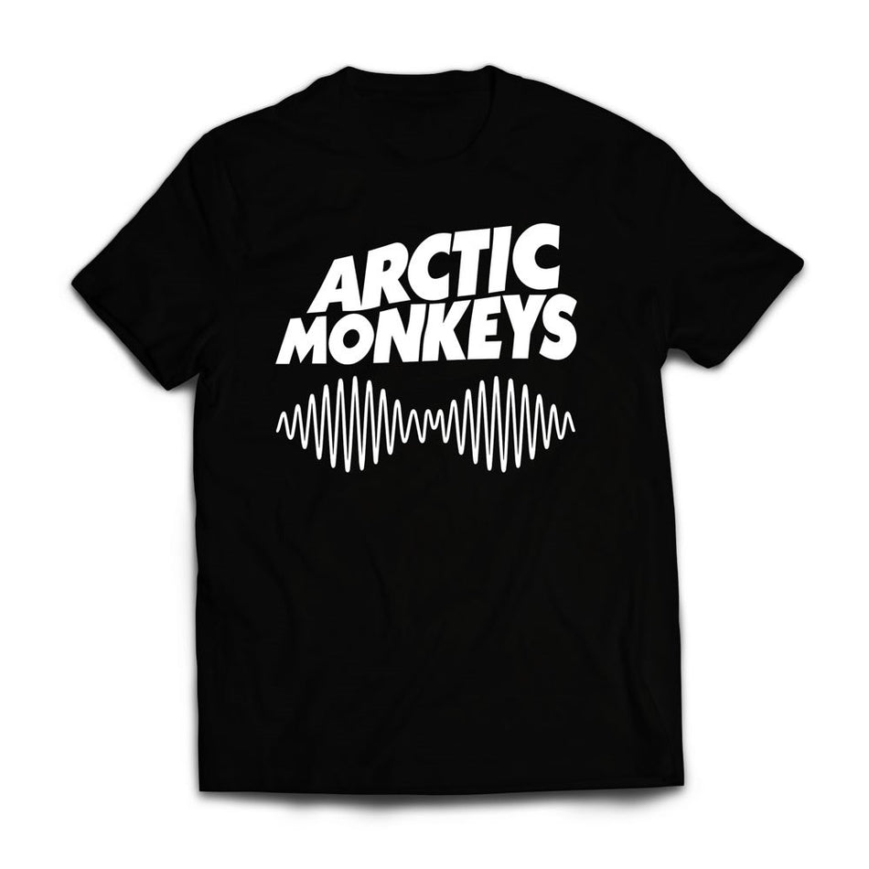 ARCTIC MONKEYS AM  BAND TSHIRT  INDIA