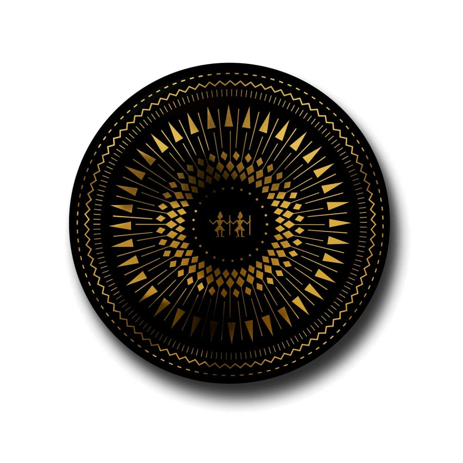 sacred games button
