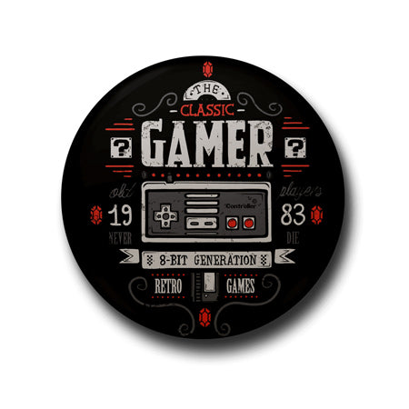 gamer badgepin india