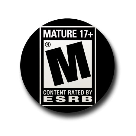 ESRB gamer button