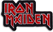 Iron maiden Embroidered Patch