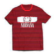 Nirvana - Smiley Logo T-shirt